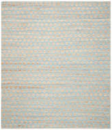 Safavieh Cape Cod Collection CAP820 Rug, Blue/Natural, 8'x10'