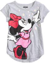 Disney Disney's Minnie Mouse T-Shirt, Little Girls