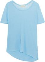 American Vintage Theodore burnout cotton-blend jersey T-shirt