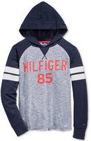 Tommy Hilfiger Raglan-Style Pullover Hoodie, Big Boys (8-20)