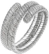 John Hardy Classic Chain Silver Double Coil Bracelet, Size M
