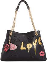Betsey Johnson Thing Called Love Shoulder Bag