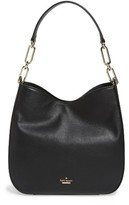Kate Spade Robson Lane Sana Leather Hobo - Black