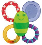 Sassy Bumble Bites Teether - 1 Toy