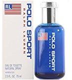 Polo Ralph Lauren for Men, Eau De Toilette Natural Spray, 2.5 Ounce