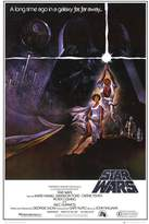 Star Wars Generic Poster A New Hope 24 by 36