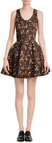 McQ by Alexander McQueen Printed Dress