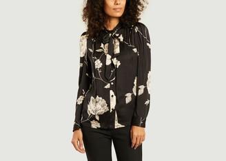 La Petite Francaise Cunegonde Flower Print Shirt - 40