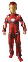 Rubie's Costume Co Marvel Civil War Iron Man Costume - 3-4 years