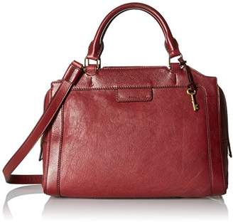 Fossil Logan Large Satchel-