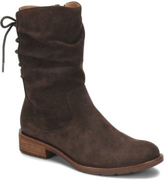 Sofft Mid Height Lace Up Boots - Sharnell Low