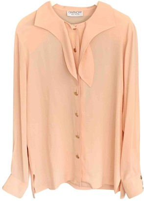 Givenchy Beige Viscose Tops