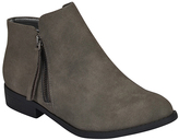 City Classified Gray Lancer Bootie