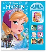 Disney Frozen Anna's Friends Sound Board Book