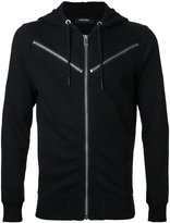 Diesel zipped hoodie - men - Cotton - M