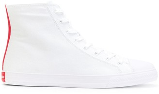 Calvin Klein Lace-Up Hi-Top Sneakers