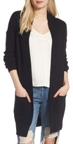 BP Women's Lightweight Rib Stitch Cardigan