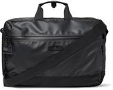 MASTERPIECE Slick Waterproof Rubberised-Leather and CORDURA Convertible Bag