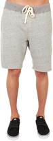 Todd Snyder Basic Sweatshort Grey