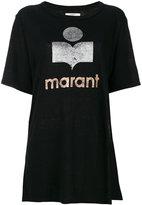 Etoile Isabel Marant Kuta logo T-shirt