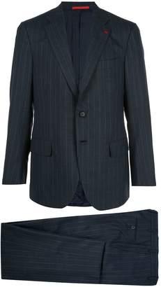 Isaia pinstripe blazer suit
