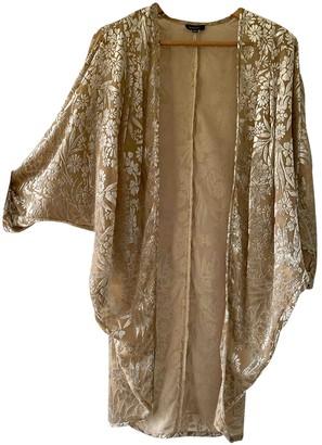 Tolani Gold Jacket for Women