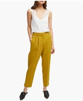 French Connenction Alido Sundae Suiting Pleated Trousers