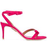 Aquazzura Passion sandals - women - Leather/Suede - 36
