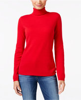 Charter Club Cashmere Turtleneck Sweater, Only at Macy's, 15 Colors Available