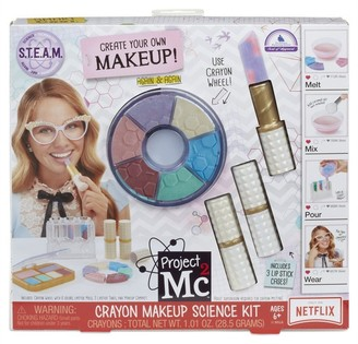 MC2 Saint Barth Project Crayon Makeup Science Kit refresh