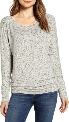 Gibson x International Women's Day Anna Wide Neck Dolman Sleeve Sweatshirt