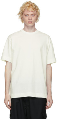 Y-3 Off-White Graphic CH2 T-Shirt