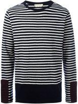 Marni striped jumper