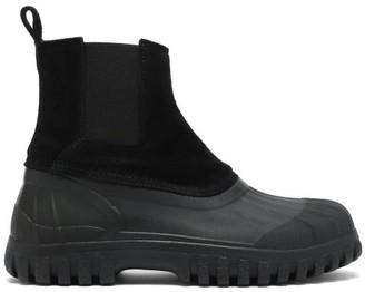 Diemme Balbi Suede Chelsea Boots - Black