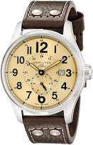 Hamilton Men's H70655723 Khaki Officer Watch