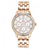 JLO by Jennifer Lopez JL-2886WMRG women's quartz wristwatch