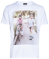 Diesel T-joe T-shirt, Bright White