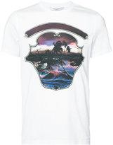 Givenchy storm print T-shirt