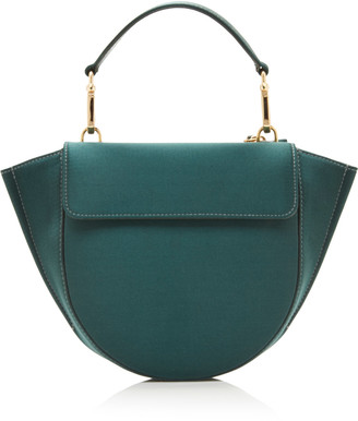 Wandler Hortensia Mini Leather Shoulder Bag