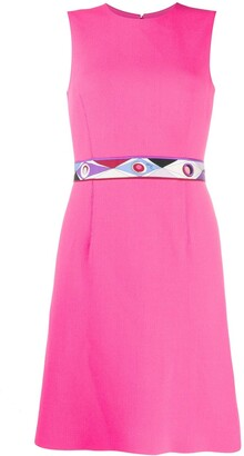 Emilio Pucci Sleeveless Mini Dress