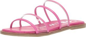 Coolway Women's Merci Slide Sandal Fux 39 M US
