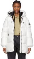 Mackage Off-White Down Emerie Jacket