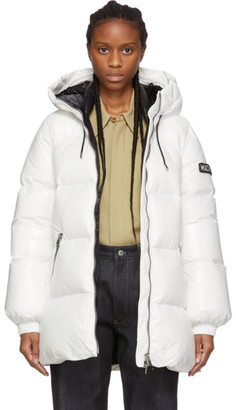 Mackage Off-White Down Emerie Jacket