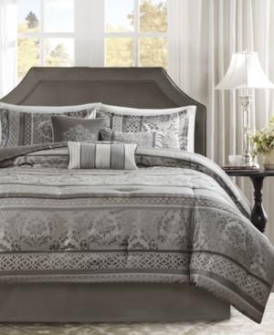 Madison Home USA Ophelia 7-Pc. California King Comforter Set Bedding