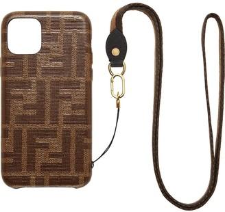 Fendi FF motif iPhone 11 Pro case