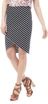 Dex Diagonal Skirt