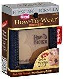 Physicians Formula How-To-Wear Bronzer 7866 Bronzer
