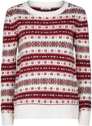 Barbour Peak Knit Sweater