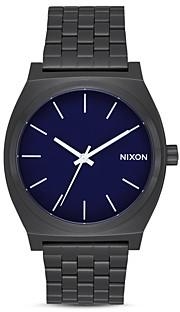 Nixon Time Teller Blue Watch, 37mm