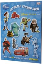 DK Publishing Ultimate Sticker Book: Disney Pixar